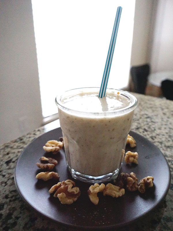 The Date Shake Recipe_Healthy and Easy