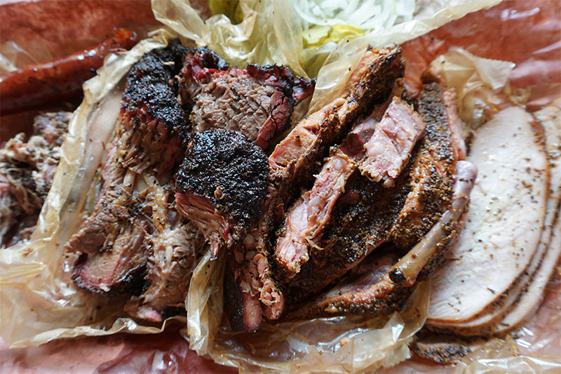 Franklin Barbecue, Best Texas Barbecue