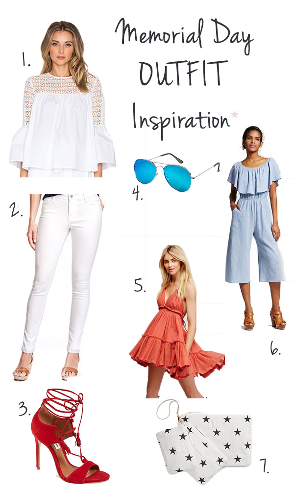 Memorial-Day-Outfit inspiration
