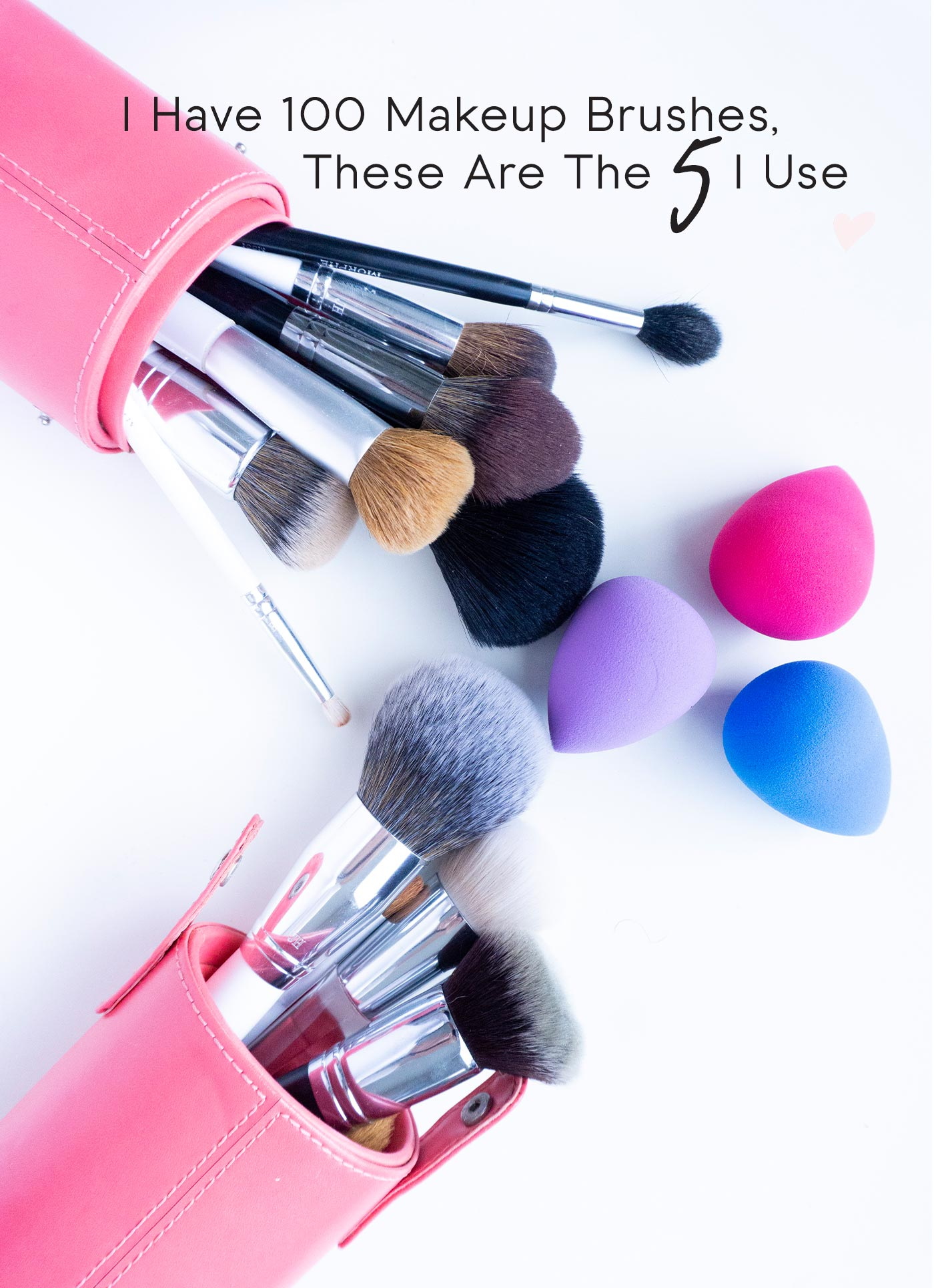 Favorite-Beauty Brushes