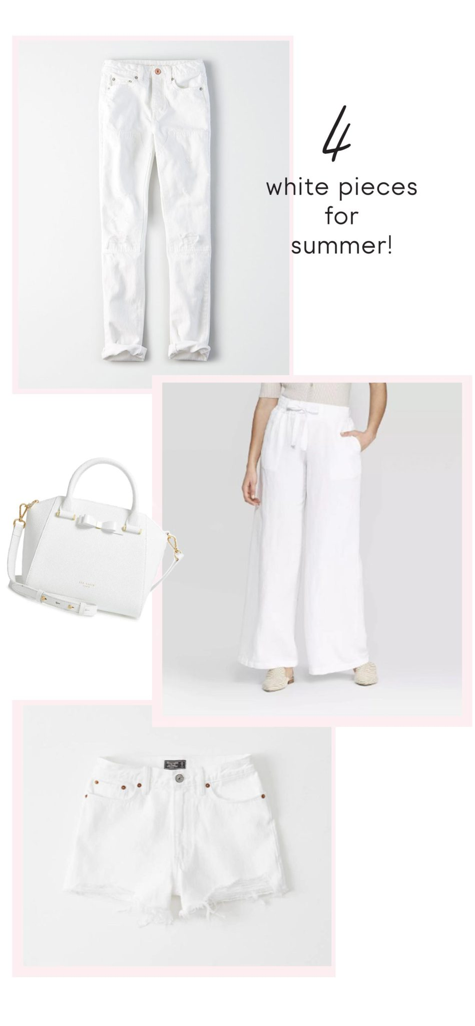 White for Summer